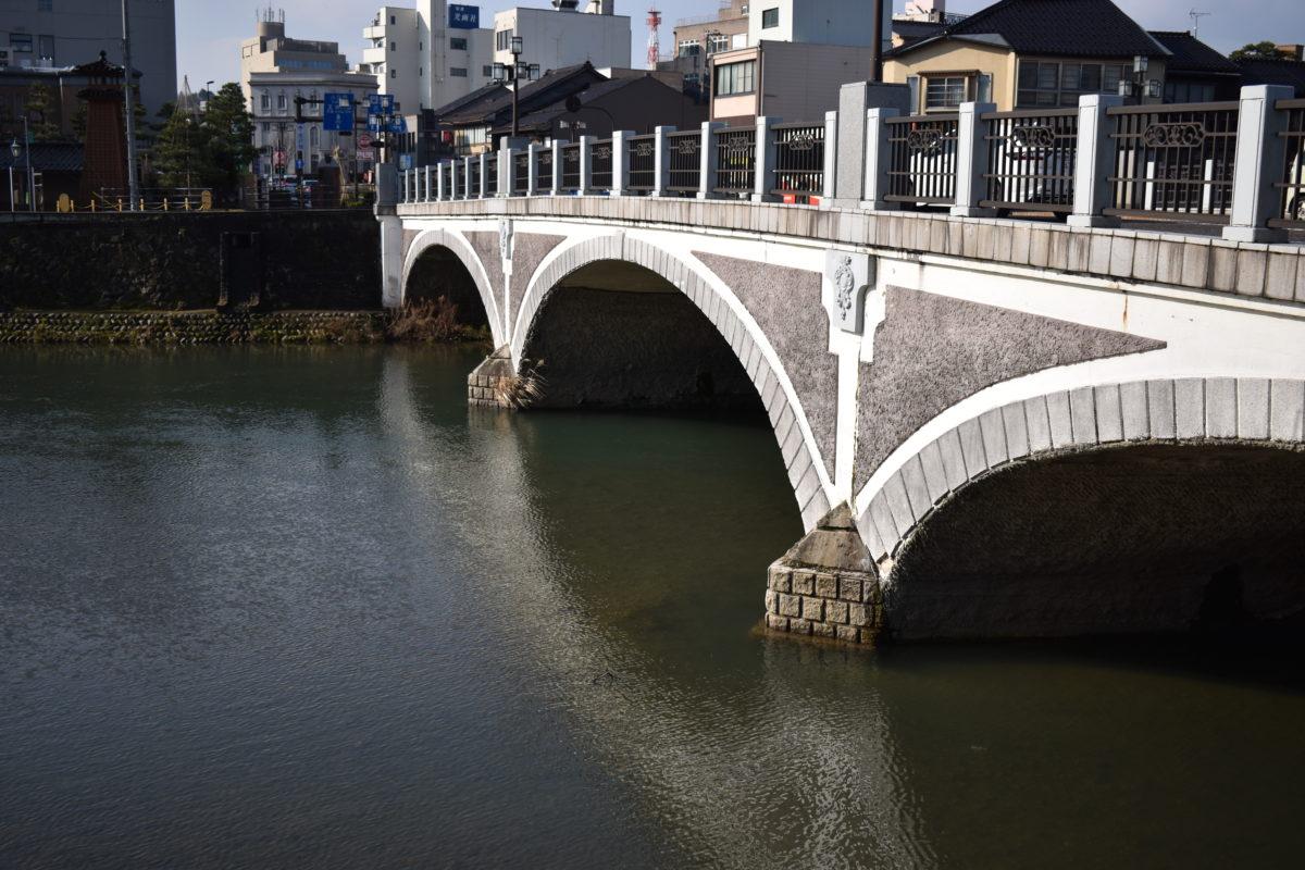 浅野川大橋