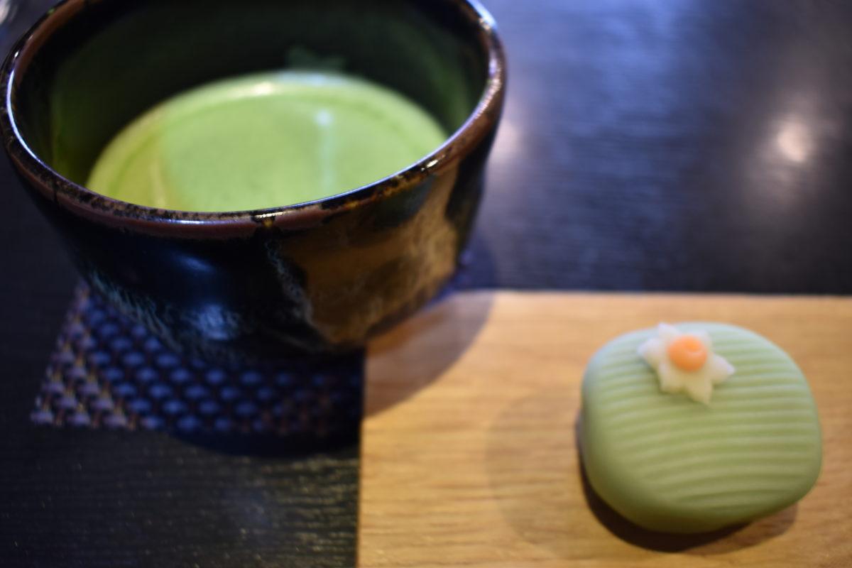 茶房 素心の和菓子
