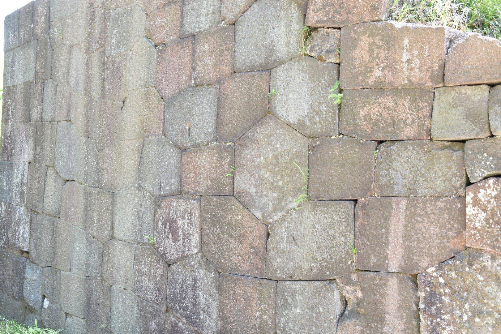 土橋門石垣