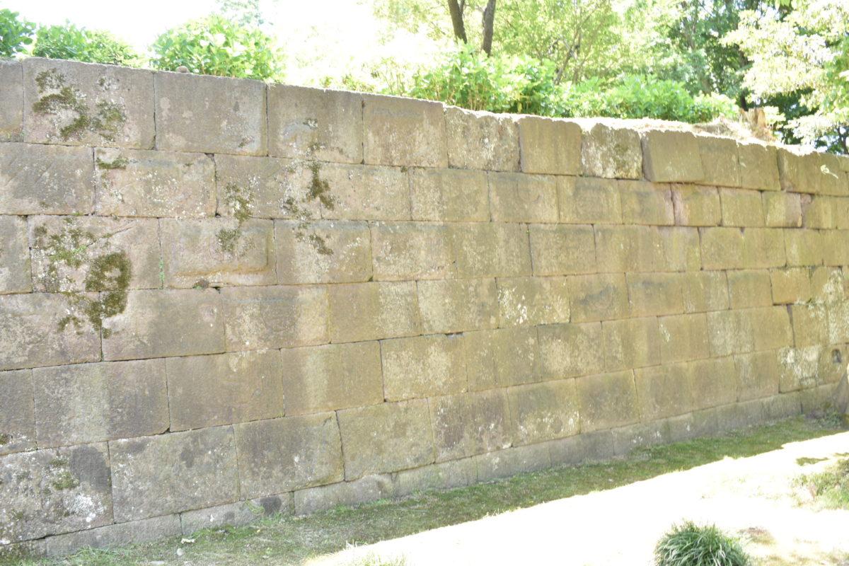 数寄屋敷石垣