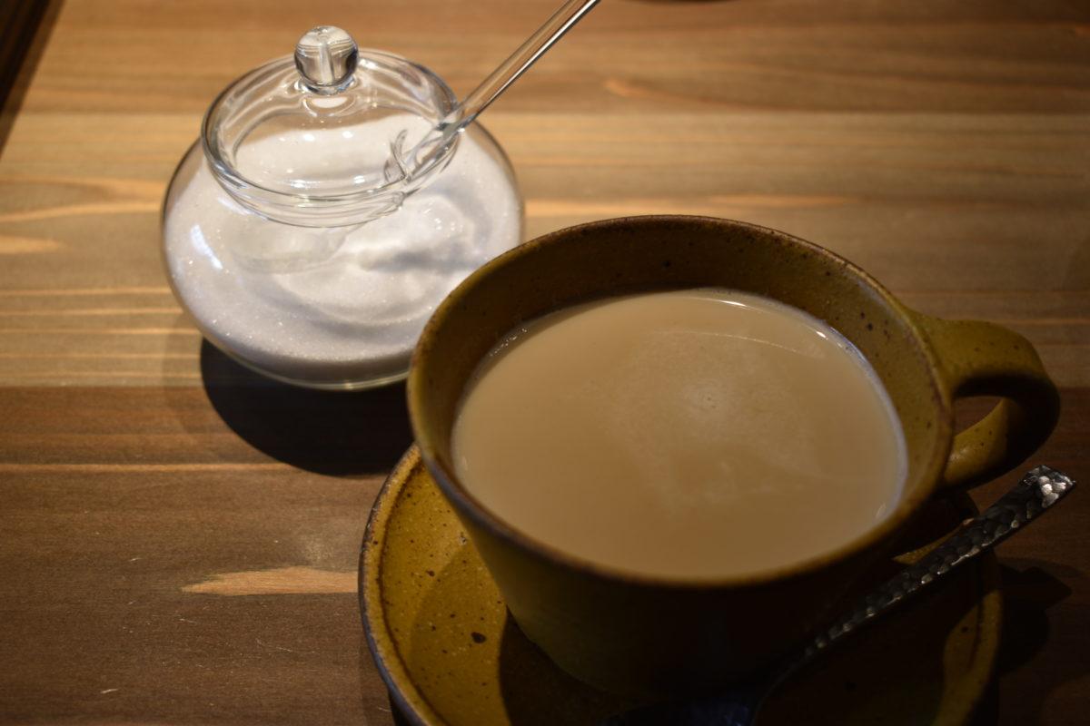 Cafe多聞のコーヒー