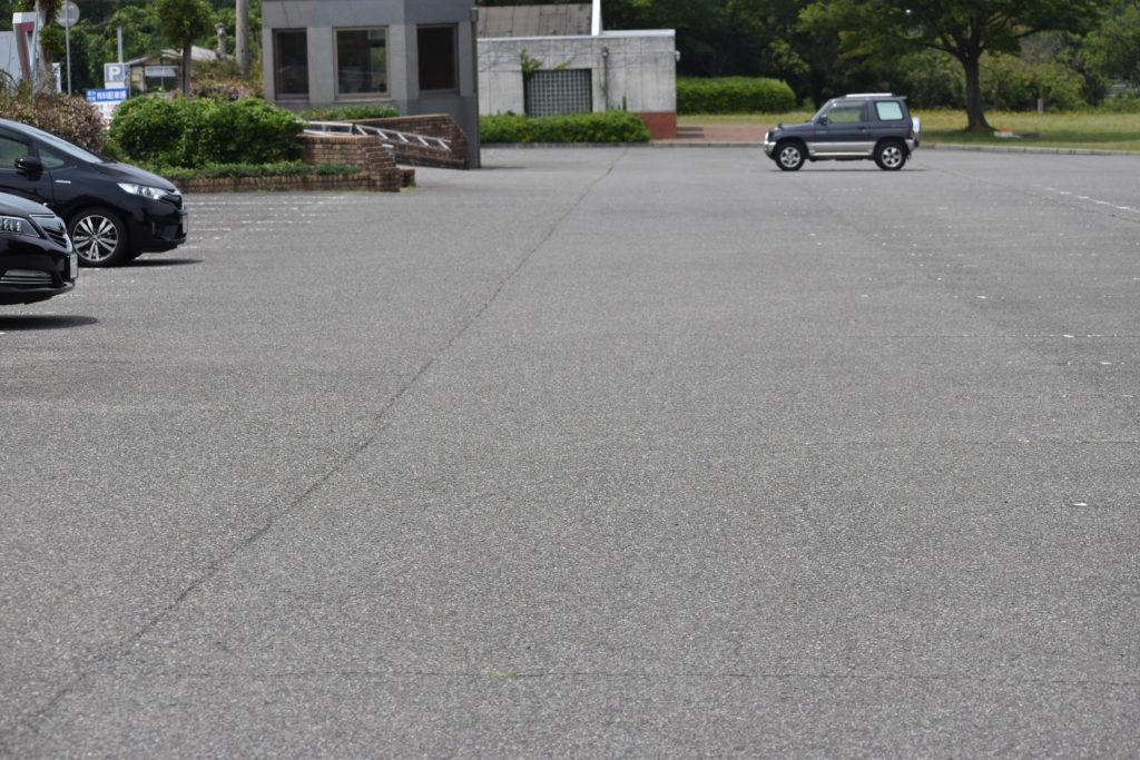 東尋坊市営駐車場