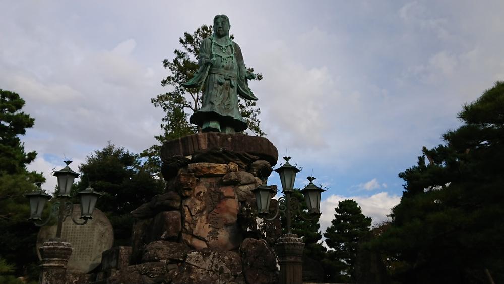 ヤマトタケル像